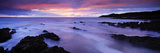 Rock Formations on the Beach  Barricane Beach  Morte Point  Woolacombe  North Devon  Devon  England