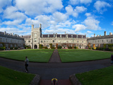 The Quadrangle in University College Cork  Aka Ucc Cork City  Ireland