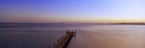 Pier in the Sea  Ras Um Sid  Sharm Al-Sheikh  Sinai Peninsula  Egypt