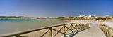 Pier on the Beach  Soma Bay  Hurghada  Egypt