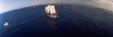 Tall Ship in the Sea  Puerto Rico