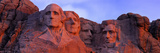 Low Angle View of a Monument  Mt Rushmore National Monument  Rapid City  South Dakota  USA