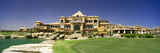 Facade of a Golf Course  the Cascades Golf and Country Club  Soma Bay  Hurghada  Egypt