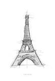 Eiffel Sketch