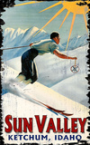 Sun Valley Ski Vintage