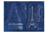 Eiffel Tower Rendering 1