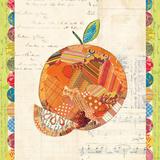 Fruit Collage IV - Orange