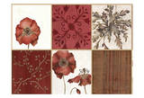 Placemats Poppy