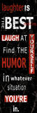 Laughter Is