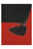 Shadows II, 1979 (red) Reproduction d'art par Andy Warhol