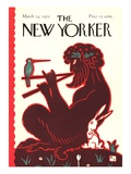 The New Yorker Cover - March 14  1925