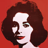 Liz  1963 (Red)