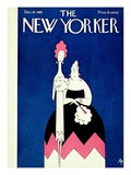 The New Yorker Cover - December 19  1925
