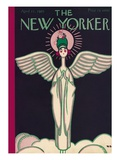 The New Yorker Cover - April 11  1925