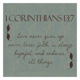 Corinthians 13-7