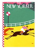 The New Yorker Cover - August 22  1925