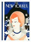 The New Yorker Cover - November 7  1925