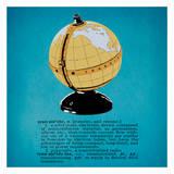 Retro Globe Radio