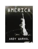 Statue of Liberty, c.1985 Reproduction d'art par Andy Warhol