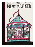 The New Yorker Cover - September 12  1925