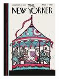 The New Yorker Cover - September 12  1925