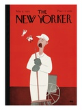 The New Yorker Cover - May 9  1925