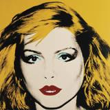 Debbie Harry, 1980 Reproduction d'art par Andy Warhol