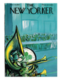 The New Yorker Cover - March 18  1961