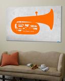 Orange Tuba 2