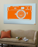 Orange Camera