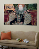 Elizabeth I  Armada Portrait  circa 1588