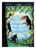 The New Yorker Cover - August 6  2007