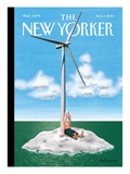 The New Yorker Cover - August 1  2011