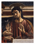 Last Supper Detail of Apostle Philip  Fresco C1444-50