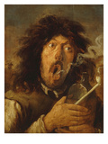 The Smoker  Undated