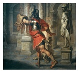 Jason and the Golden Fleece (Greek Hero Who Exchanged Fleece for His Kingdom)  181x195cm