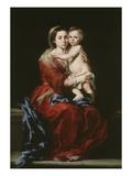 Virgin of Rosary  1650-55