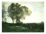 Pastoral Scene