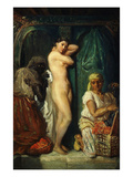 Bath in the Harem 1849
