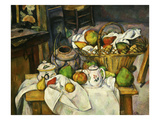 Nature Morte Au Panier 1888-90 (Still Life with Basket)