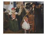Wedding at Ansó  1904