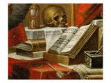 Manuscripts of Saint Jerome  Vulgata  Latin Bible  Detail