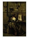 L'Atelier De Corot (Corot's Studio)