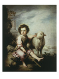 The Good Shepherd  C1660  123X101Cm