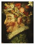 La Primavera (Spring)  1573 (Detail)