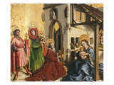 Adoration of the Magi  1444  from Cathedral of St Peter