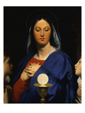Virgin of the Eucharist 1866