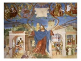 Life of Christ  from Scenes from the Life of Saint Ursula