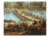 Crossing the Bridge  from Battle of Arcola  15-17 November 1796