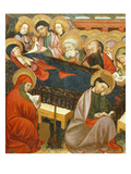 Dormition of the Virgin  15th Century  by Master of Glorieta  from Mas De Bondia
